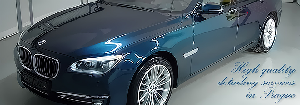 High quality detailing services in Prague
