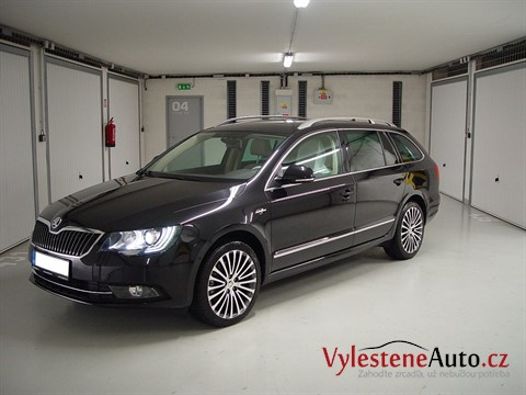Škoda Superb Laurin Klement 2.0 TDI