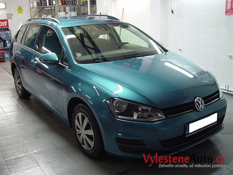 VW Golf Variant 2014