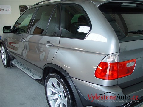 BMW X5 4.8 iS