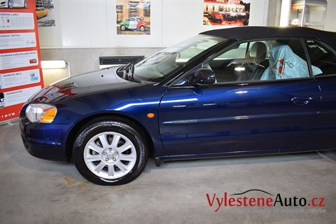 Chrysler Sebring Convertible V6