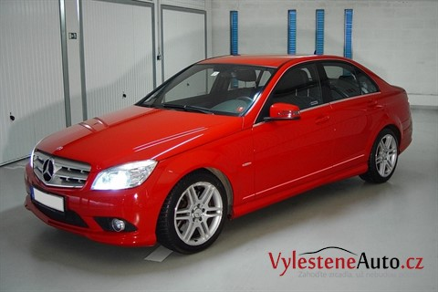 Mercedes C 320 CDI 4Matic Avantgarde