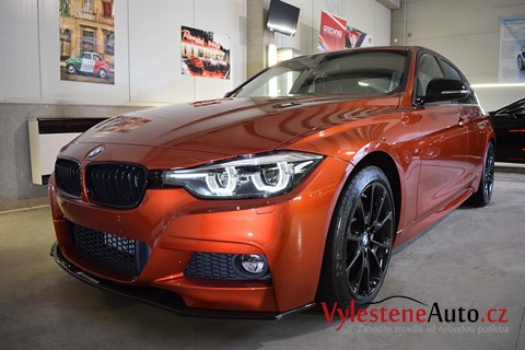 BMW 340i M Performance