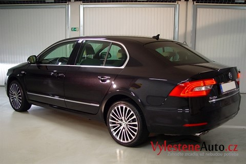Škoda Superb 3.6 V6 4x4 Laurin&Klement