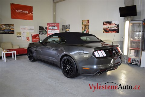 Ford Mustang 5.0 V8 GT Convertible