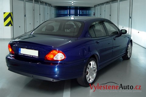 Jaguar X Type V6